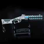 Apex Legends Peacekeeper Shotgun keychain