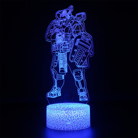 Apex Legends Gibraltar LED Lamp