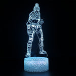 Apex Legends Wraith LED Lamp with 7 switchable colors