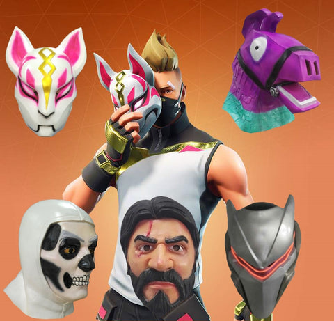 Fortnite Latex Masks