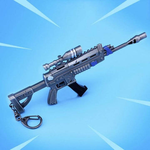 Fortnite Scoped Assault Rifle Model