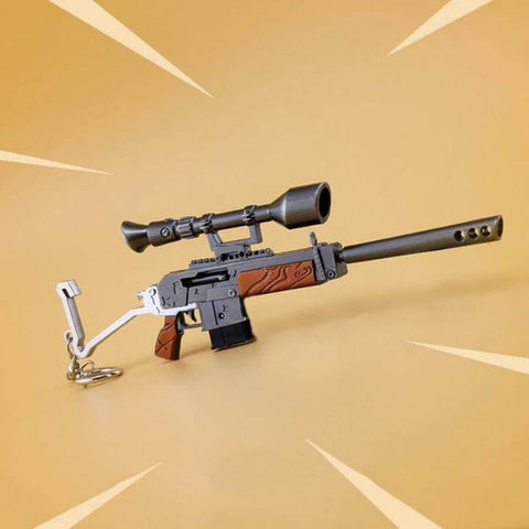 Fortnite Semi-Auto Sniper Rifle