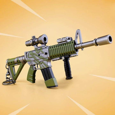 Fortnite Thermal Scope Rifle