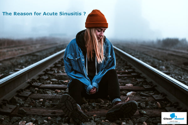 The Reason for Acute Sinusitis