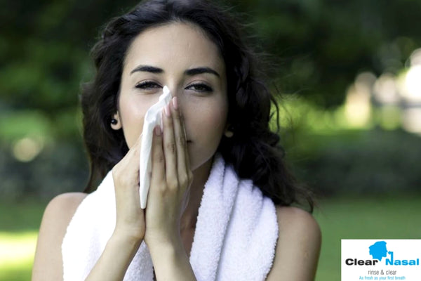 Six Remedies For Sinus Infection