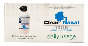 Cleanasal Sinus kit