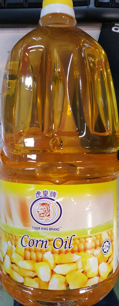 Tiger Corn Oil 2ltr
