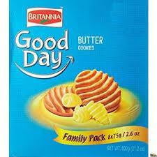 Britannia Good Day Butter Cookies 600g