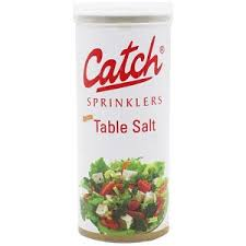 Catch Table Salt 200g