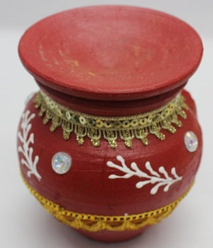 Clay Pot/ Karva