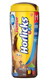 Horlicks Junior Chocolate 500g