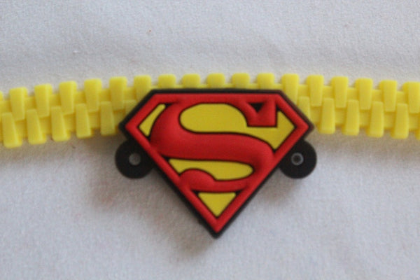 Superman Logo Band Rakhi
