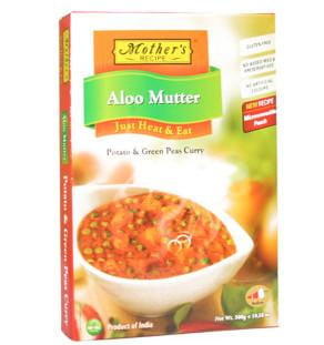 Mothers Aloo Mutter 300g