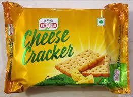 Priyagold Cheese Cracker 500g