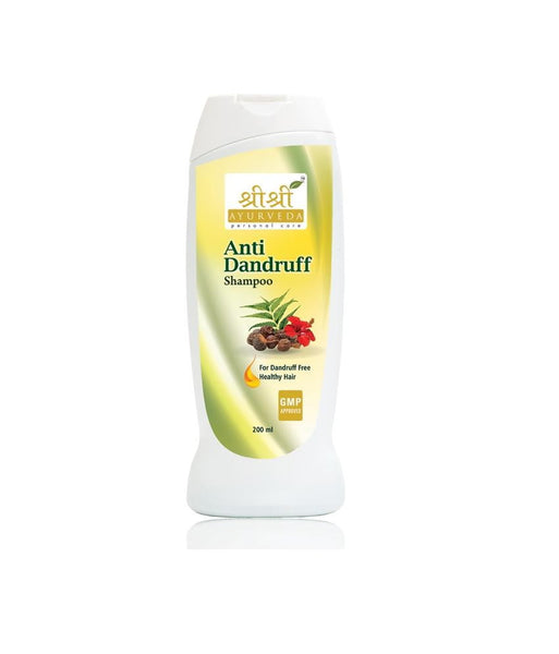 Sri Sri Anti Dandruff Shampoo 200ml
