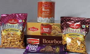 Sweet and Savoury Diwali Snacks combo 1