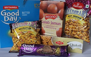 Sweet and Savoury Diwali Snacks combo 2