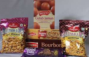 Sweet and Savoury Diwali Snacks combo