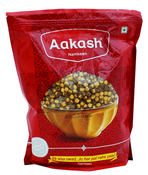 Aakash Roasted Chana 1Kg - MandiBazaar