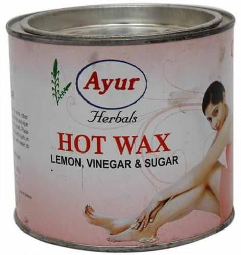 Ayur Hot Wax 600g - MandiBazaar