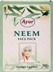 Ayur Neem Face Pack 100g