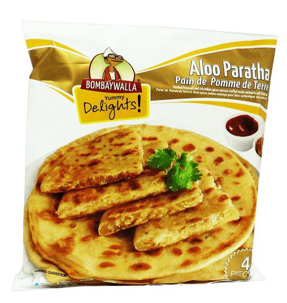 Bombaywala Aloo Paratha 4pc
