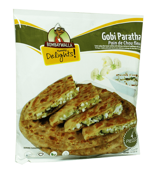 Bombaywala Gobi Paratha 4pc
