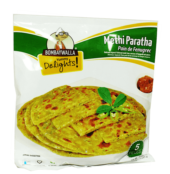 Bombaywala Methi Paratha 4pc