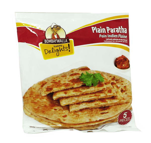 Bombaywala Plain Paratha 4pc