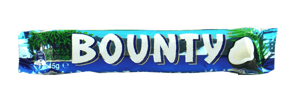 Bounty Chocolate Bar 45g