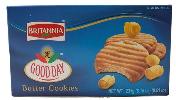 Britannia Good Day Butter Cookies 230g