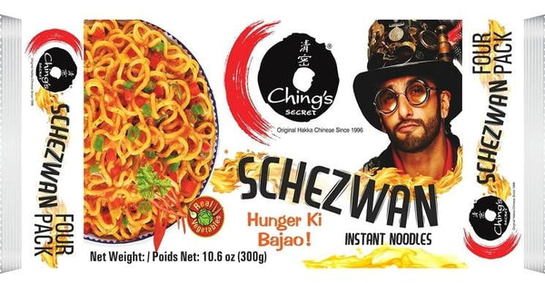 Chings Secret Schezwan Instant Noodles 300g