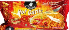 Chings Secret Hot Garlic Instant Noodles 300g - MandiBazaar