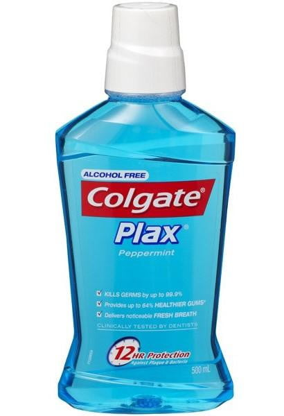 Colgate Plax Peppermint 500ml