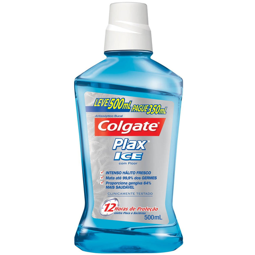 Colgate Plax Ice 500ml