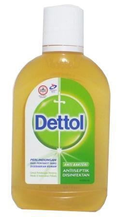 Dettol Antiseptic Disinfectant Liquid 110ml