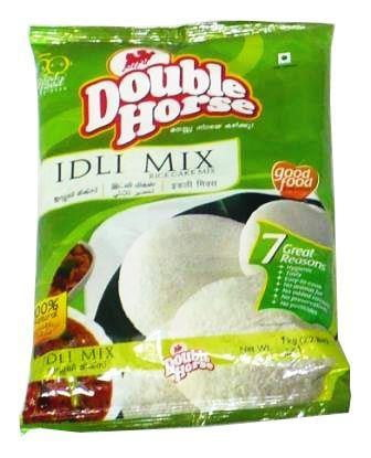 Double Horse Idli Ready Mix 1kg - MandiBazaar