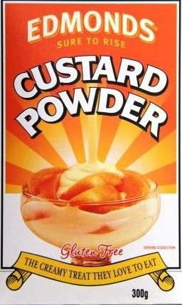Edmonds Custard Powder Gluten Free 300g