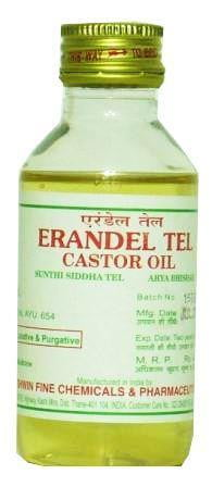 Erandel Tel Castor Oil 100ml