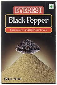 Everest Black Pepper 50g
