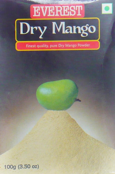 Everest Dry Mango 100g