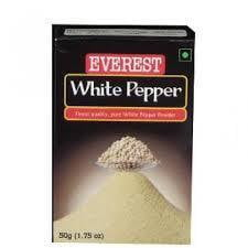 Everest White Pepper 50g