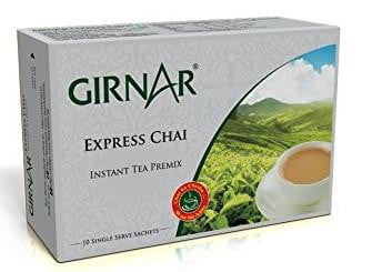 Girnar Express Chai 10 Single Serve Sachets