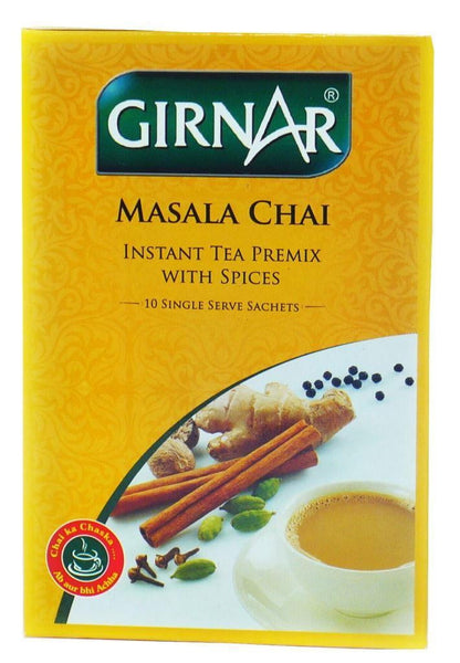 Girnar Masala Chai 10 Single Serve Sachets