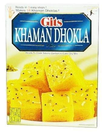 Gits Khaman Dhokla  Ready Mix 200g