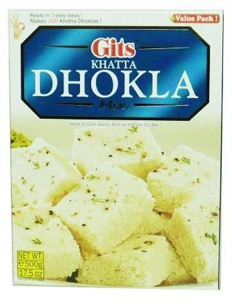 Gits Khatta Dhokla Ready Mix 500g
