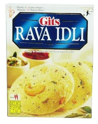Gits Rava Idli Ready Mix 500g