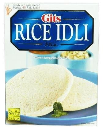Gits Rice Idli Ready Mix 500g