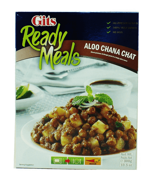 Gits Aloo Chana Chat 300g