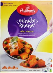Haldirams Aloo Mutter 300g